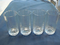 4 Vintage Paloma highball/tumbler glasses in excellent condition
