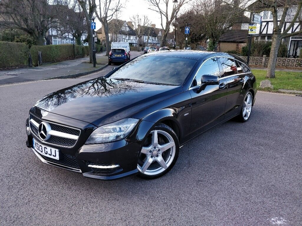 2013 mercedes cls 250 cdi amg sport estate p x or swap. Black Bedroom Furniture Sets. Home Design Ideas