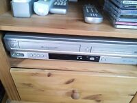 Dvd video combo player