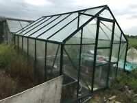 8ft x 12ft Greenhouse