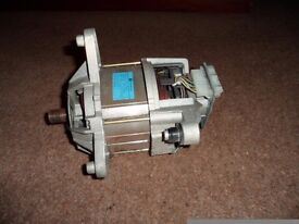 Washing Machine Electric Motor, FHP-Motors Made In Germany.