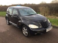 Chrysler PT Cruiser 2.0 Limited Hatchback 5dr Petrol