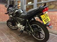 Stunning Honda Cbf 125 125cc Cbf125 CBT Learner legal Low mileage 2010 White / Black £1295ono