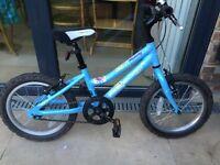 Kids Girls Ridgeback bike good condition