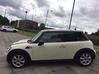 2008 57 MINI HATCH ONE 1.4 ONE 3d 94 BHPEXCELLENT CONDITION, 7 SERVICE STAMPS, 2 KEYS