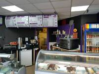 **PRICE REDUCED** Busy Cafe lease for sale LOW RENT