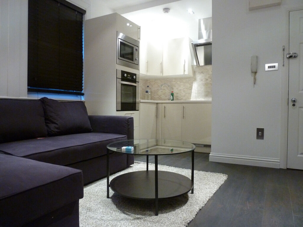 STUNNING RECENTLY REFURBISHED 1 BED FLAT WITH PRIVATE GARDEN - NW10