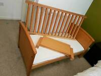 Childrens Cot Bed