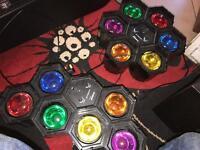 Prosound lights x2