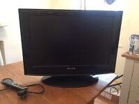 AKURA 25 inch television with remote
