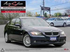 2008 BMW 328i ONLY 136K! **NOT A MIS-PRINT** PREMIUM PKG
