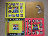 Job lot of Four Top Of The Pops CD's