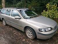 Volvo v70 estate breaking, spares, parts