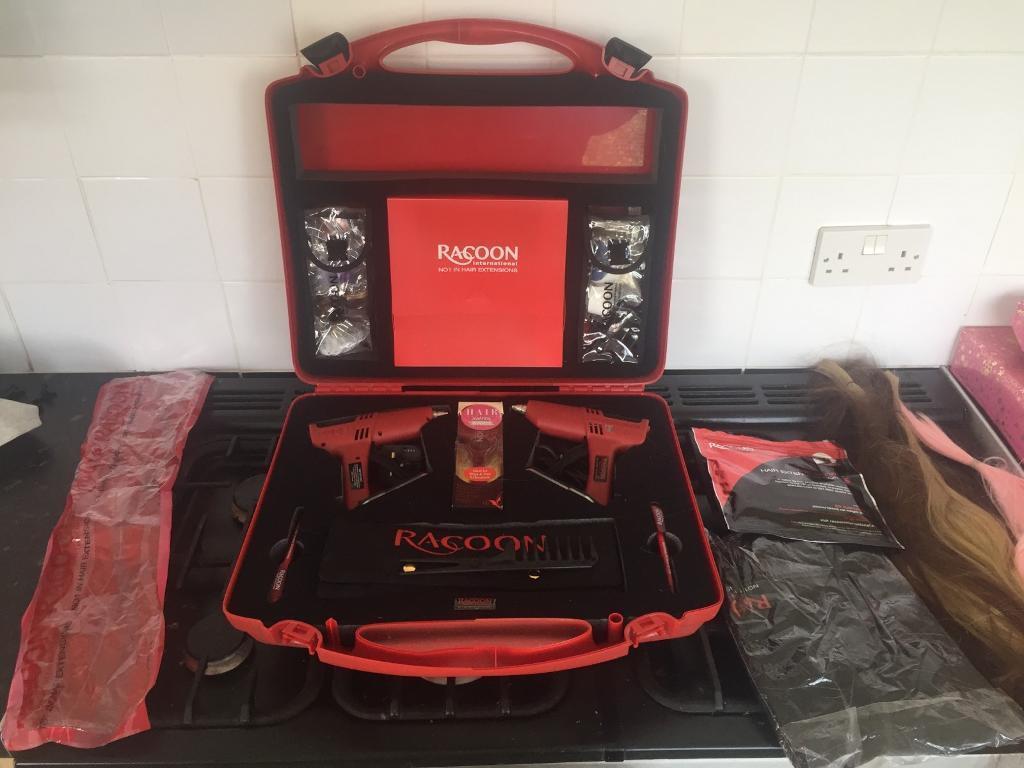 Raccoon 500 Hair Extension Kit In Plymouth Devon Gumtree
