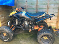 yz 250 quad spares or repairs running