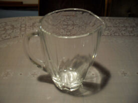 Glass Jug for sale £10, brand new