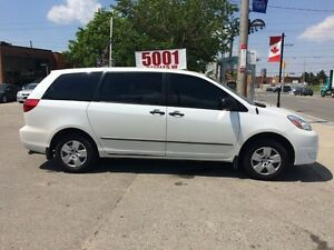 2005 Toyota Sienna SAFETY+3YEARS WARRANTY INCLUDED
