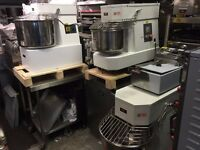 COMMERCIAL CATERING 20 LT DOUGH MIXER (20-30-40-50-LT WE HAVE )FAST FOOD BAKERY PIZZA LAHMACUN BREAD