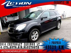 2014 CHEVROLET EQUINOX FWD LT AUTO,AIR,4 CYL,BLUETOOTH