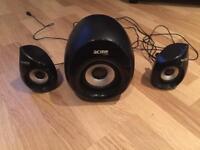 ACME 12W USB Speakers
