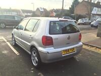 Wonderful Volkswagen Polo 1.4 2001 Automatic Excellent drive Bargain ideal for ladies!
