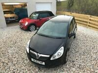 Vauxhall Corsa Ecoflex 1.3 diesel, £30 roadtax, 70mpg,FULL YEAR MOT! Ideal first car!