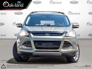 2013 Ford Escape SEL|Leather|Navigation|Low Kms!!