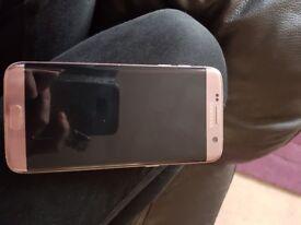 Samsung s7 edge rose gold 32GB