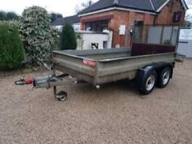 Plant trailer