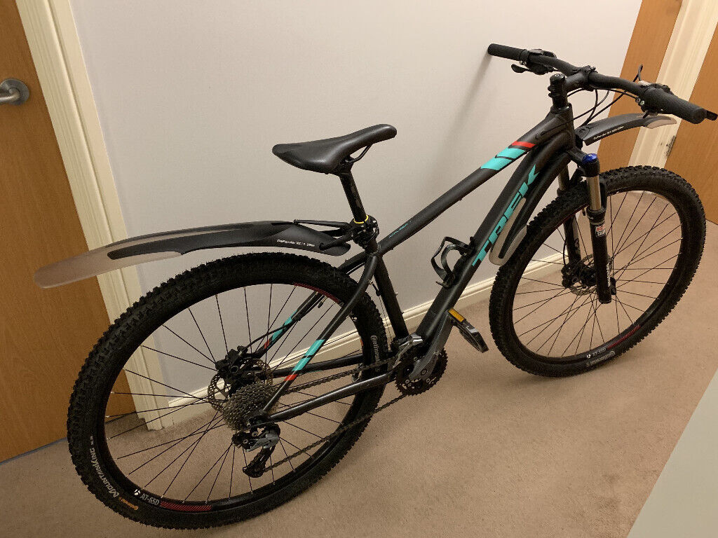 7cd9a9604bd Trek X-Caliber 7 Mountain Bike 29 inch 29er Mtb bicycle New Tyres 17.5 inch  frame Nice Condition