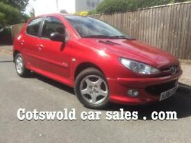 2006 Peugeot 206 1.4 hdi 5dr 32000 Miles £30 years tax immaculate