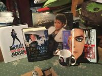 Michael Jackson collectibles bundle