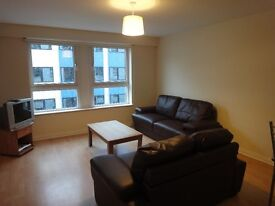 Stunning 2 bedroom, 2 bathroom and lounge flat, available now