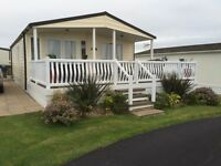 Luxury 2 bedroom holiday lodge in Nefyn, Gwynned on the picturesque Llyn peninsula, Sea views