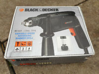 Black & Decker BD154R Electric Drill