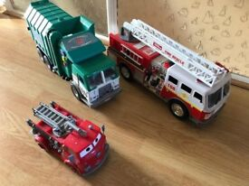 Large Toy Trucks