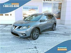 2016 Nissan Rogue SL*AWD*DEMO*Toit Pano*Cuir*Camera 360