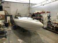 Extreme 21 speedboat project