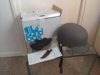 New Sandbox snowboard helmet
