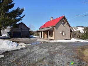 129 000$ - Maison à un étage et demi à vendre à Lac-Etchemin