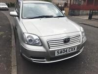 TOYOTA AVENSIS T2 GOOD CONDITION MOT ONE YEAR FOR SALE £699