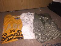 next, superdry medium mens shirts