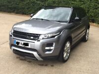 Cheap Range Rover Evoque Dynamic Grey 2014 face lift