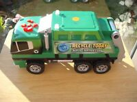 Toy Truck (with sound and moves with batteries) Good Working Condition.
