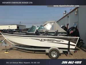 2017 Lund Boat Co Rebel 1750 XS Sport