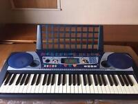 Yamaha portatone electronic keyboard