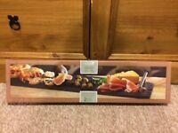 Beautiful serving platter, still in box.