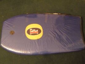 Skim board, body board, polystyrene, new