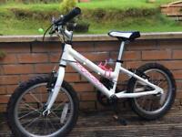 Ridgeback Melody girls bike in excellent condition