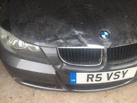 BMW 320D SE Damaged STARTS & DRIVES